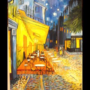 Van Gogh caffe