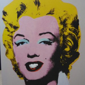 Andy Warhol - Marylin 1967 110x90