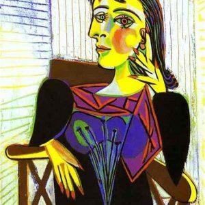 Picasso Henriette