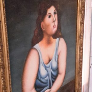Picasso Ritratto di Donna