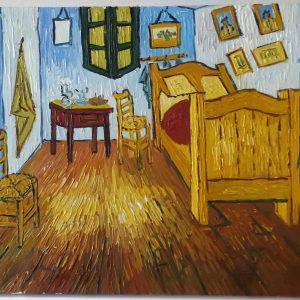 Vincent Van Gogh - 50x40h La Stanza di Vincent