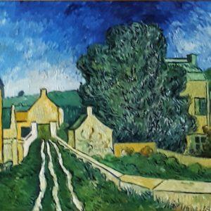 Vincent Van Gogh - 60x50h Fattoria