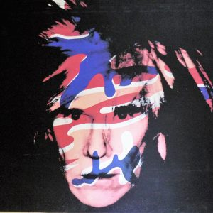 WARHOL - AUTORITRATTO USA