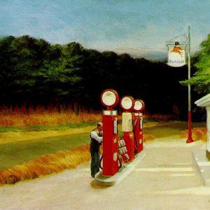 hopper gasoline