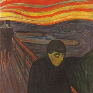 munch disperazione